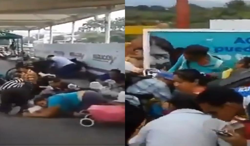 Se ha producido un tiroteo en la frontera entre Colombia y Venezuela