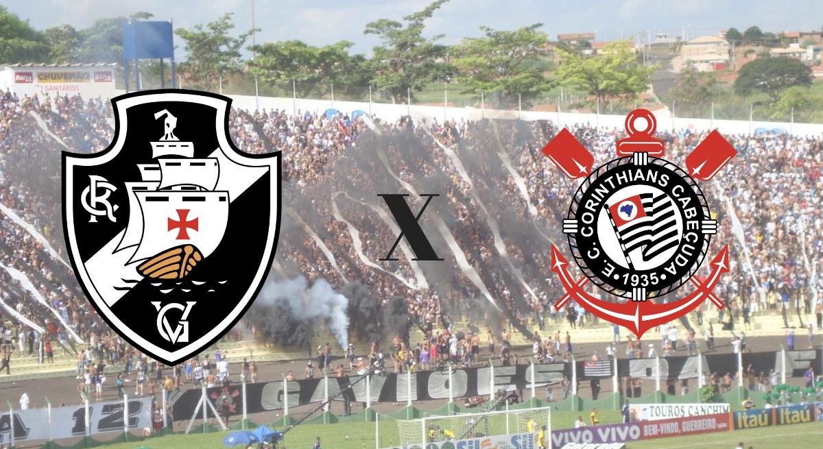 Vasco x Corinthians: transmissão ao vivo neste sábado, às 19h no Premiere
