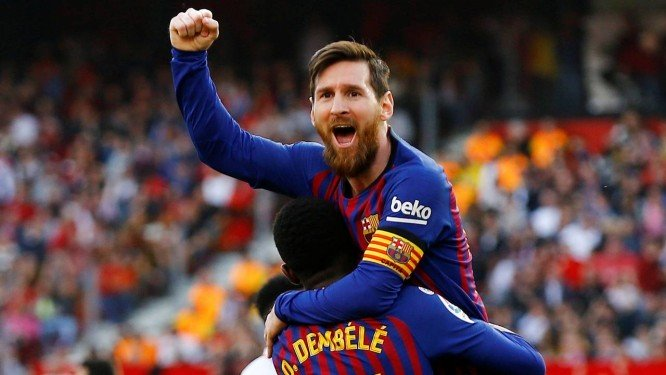 Curiosidades sobre o jogador argentino Lionel Messi
