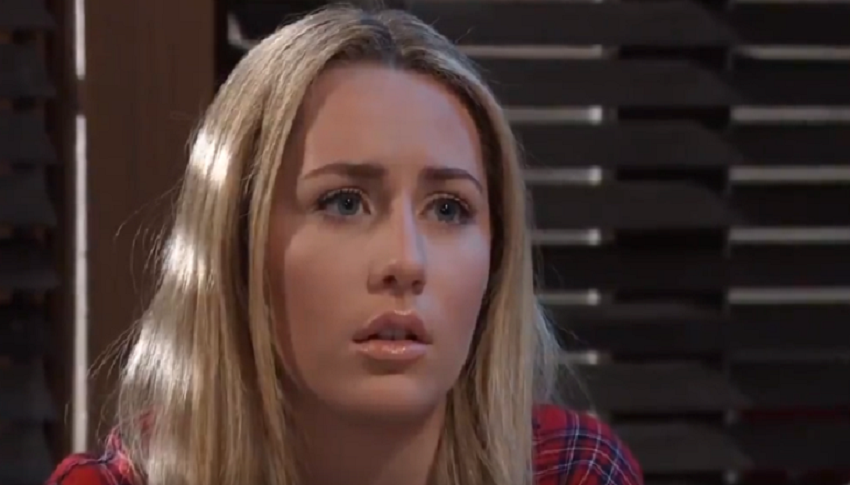 'General Hospital': Brad Gets A Warning & Willow Worries About Her Secret Emerging