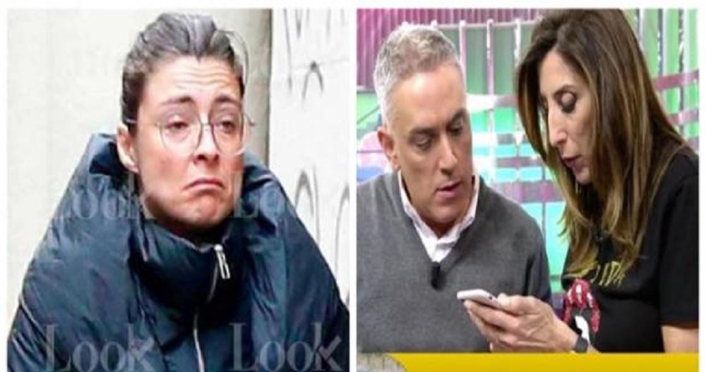 Los internautas por reírse de una foto de Barneda critican a Paz Padilla y Kiko
