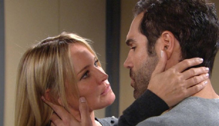 dc3568056 The Young And The Restless: Sharon Encourages Adam to Return to Genoa City
