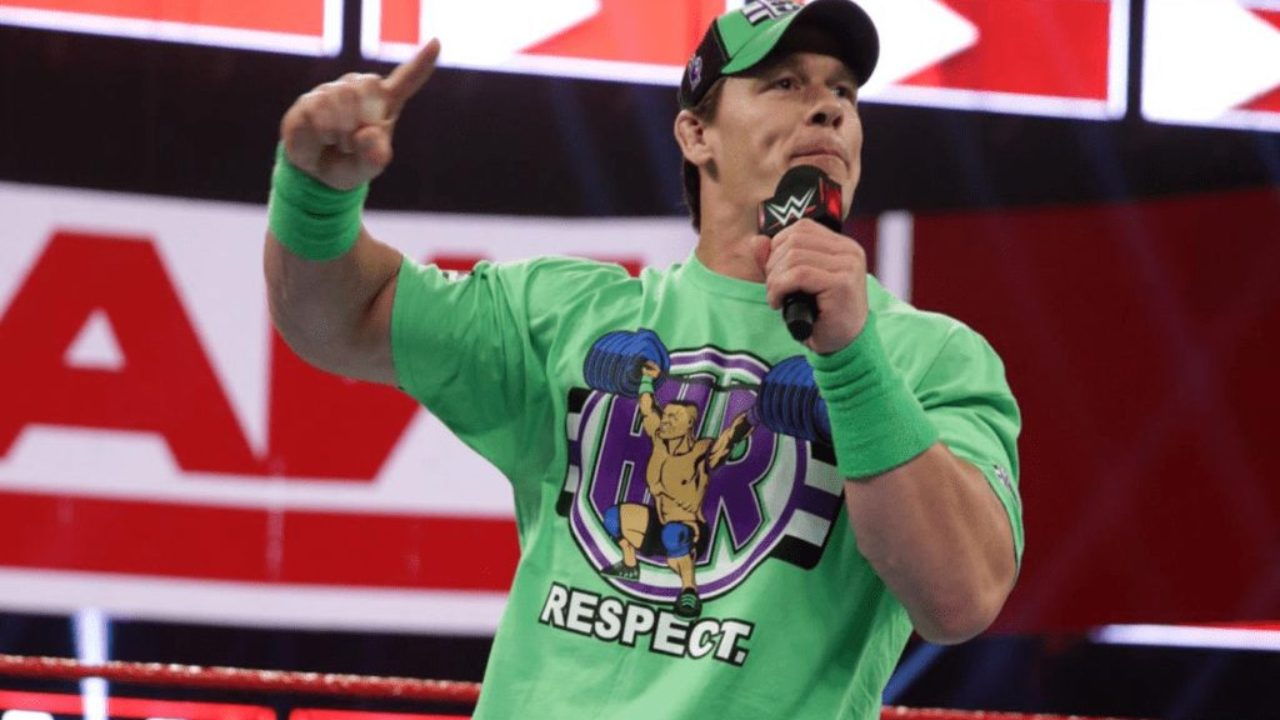 John Cena hitting the big screen this year