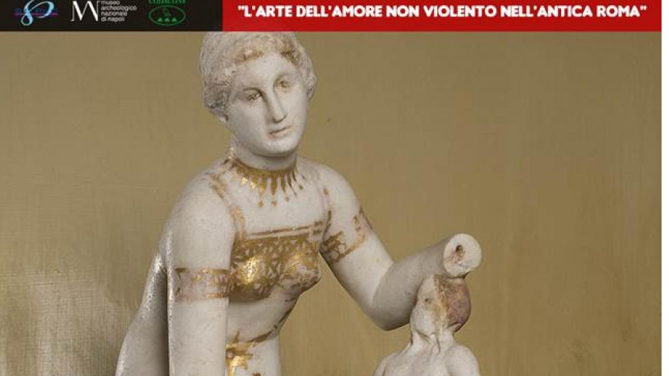"""Apre Oggi A Roma Una Mostra Dal Titolo: """"L'arte Dell'Amore"""