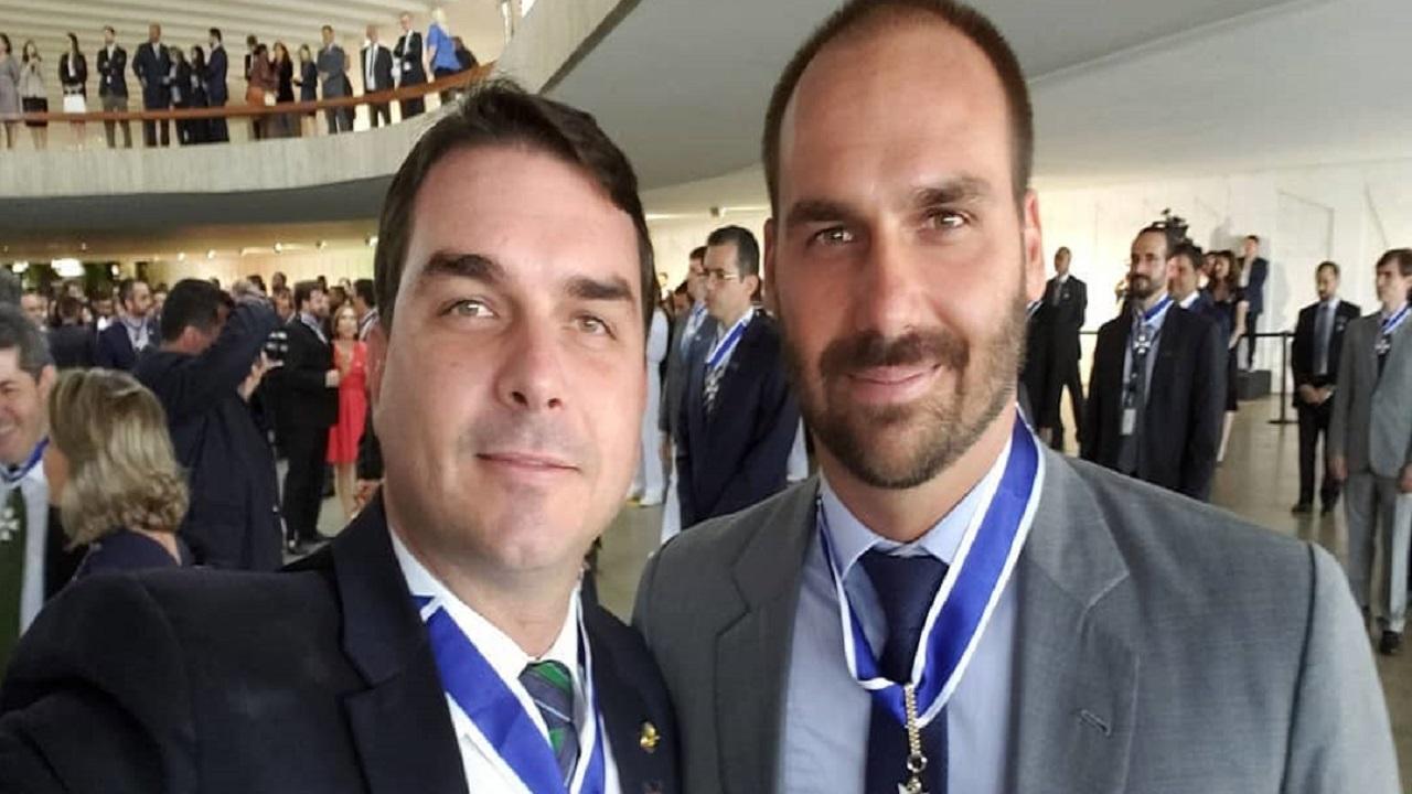 Justiça do RJ autoriza quebra de sigilo de Flávio Bolsonaro e Fabrício Queiroz