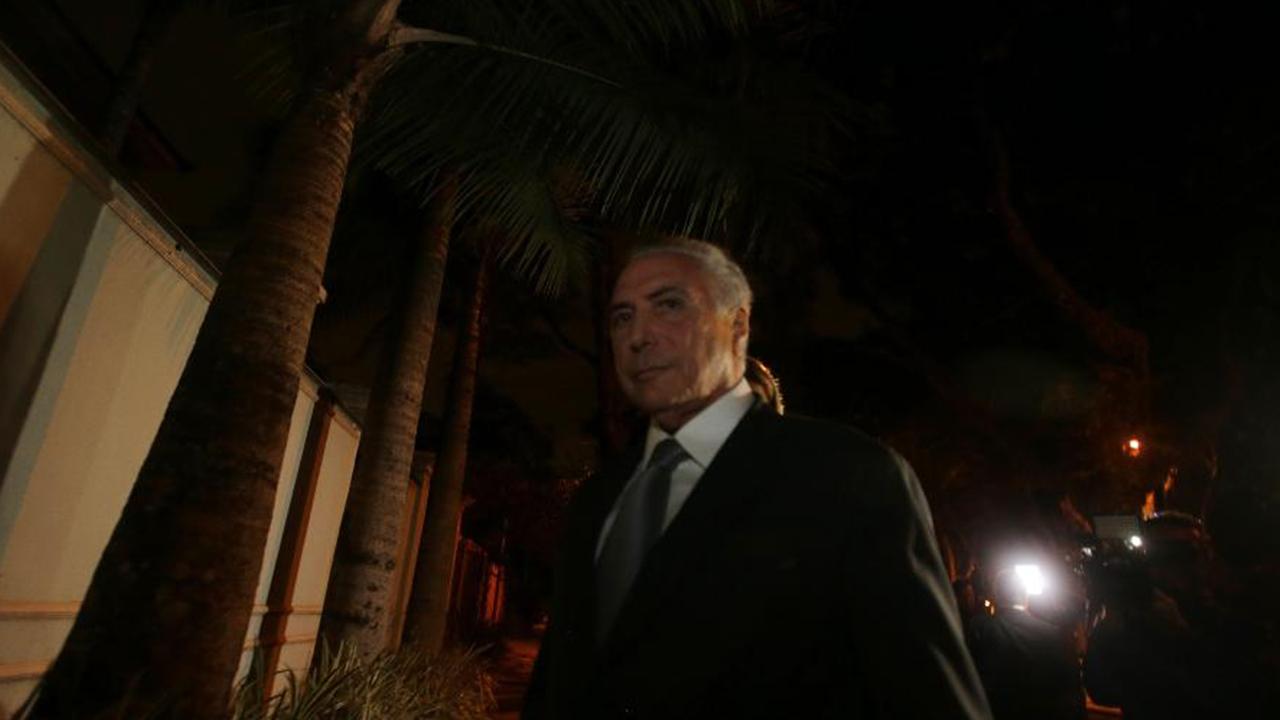 Michel Temer é solto em decisão unânime do STJ