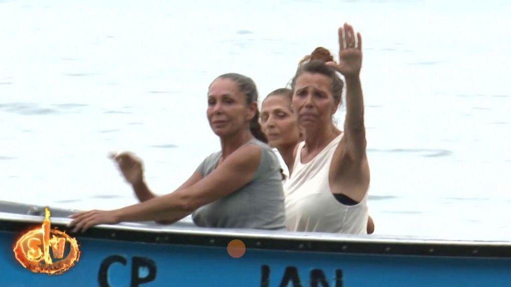 no hablar de su paso por la cárcel es una exigencia de Isabel Pantoja para Supervivientes