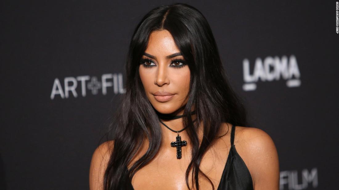 Kim Kardashian: 'Teddy' ou 'Bear' futur prénom de son bébé
