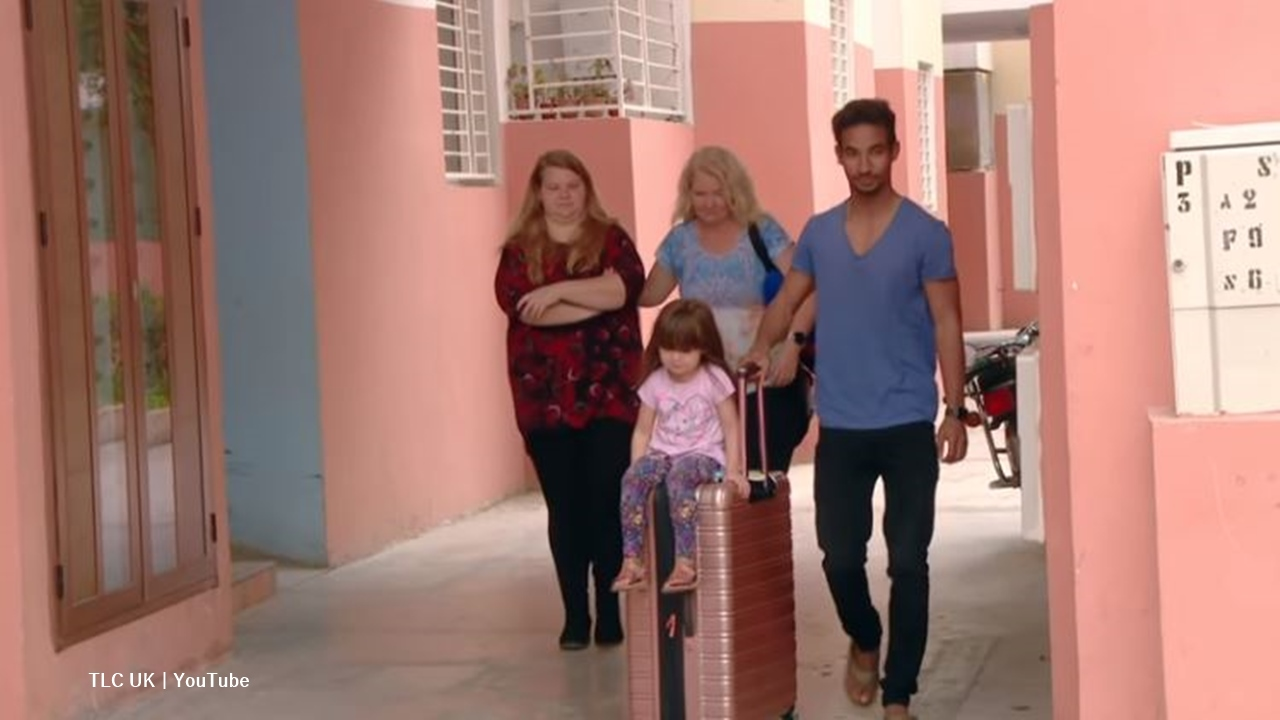 '90 Day Fiance: Happily Ever After,' Nicole goes to Morocco to marry Azan soon