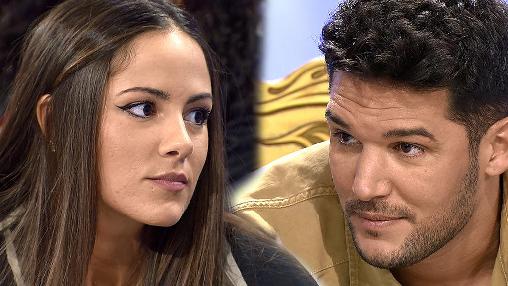 Melissa y Santana se van de viaje y tienen una crisis de pareja tras un bronca