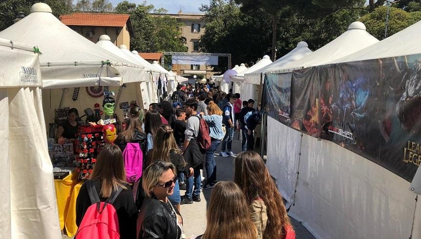 Trapani Comix, oltre 7.200 presenze alla prima edizione dell'evento