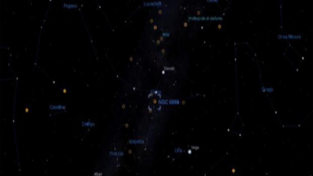 La costellazione del Dragone: le sue stelle non tramontano mai