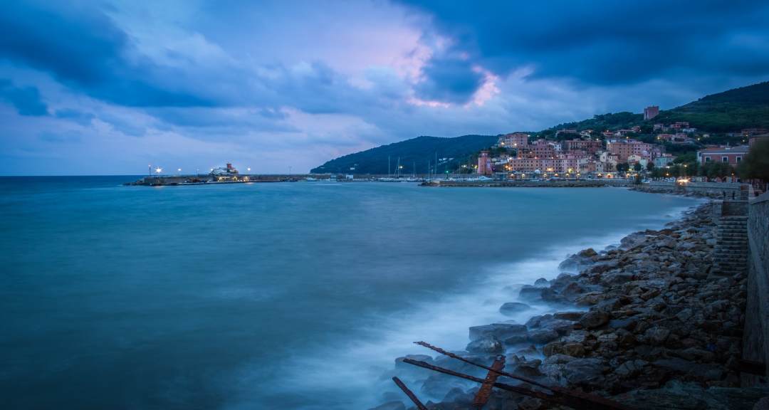 All'Isola D'Elba nel mese di maggio rimborsano il pernottamento se piove