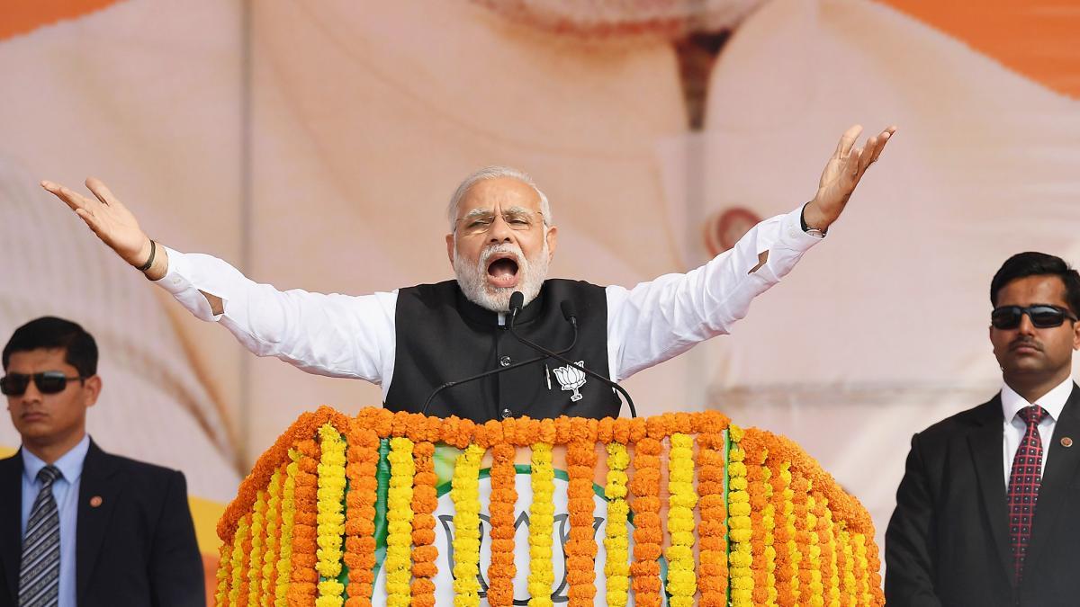 En India, las películas y series ensalzando a Narendra Modi resultan polémicas