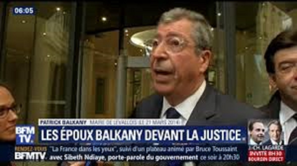 Affaire Balkany : le show continue