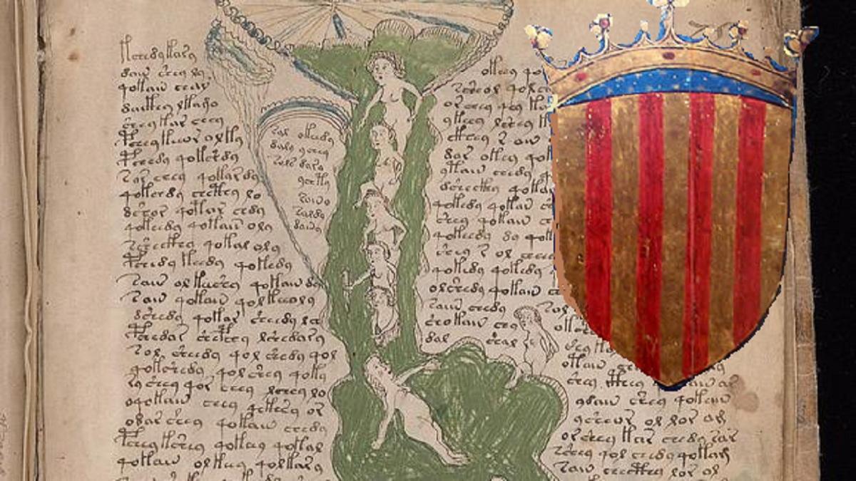 El manuscrito Voynich fue redactado en Aragón