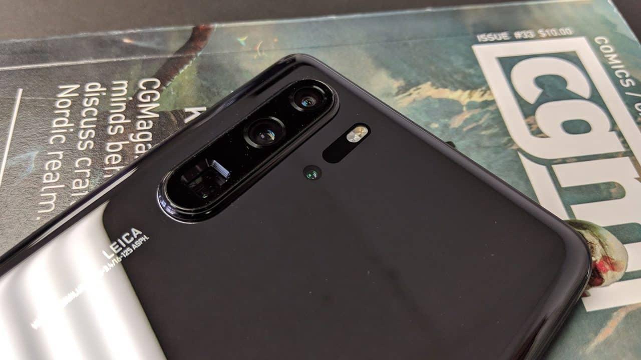 Huawei lands on US Commerce Department's blacklist
