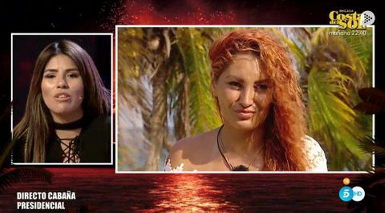 Kiko Rivera critica a Aneth y Chabelita la defiende