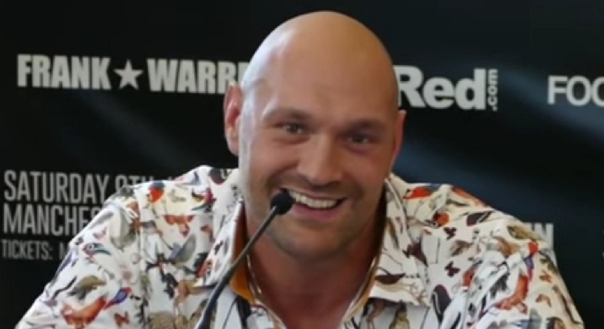 Tyson Fury: 'Joshua e Whyte finirebbero k.o contro Wilder'