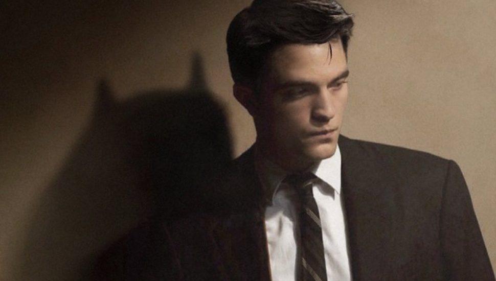 Robert Pattinson vai atuar como o super-herói Batman no cinema