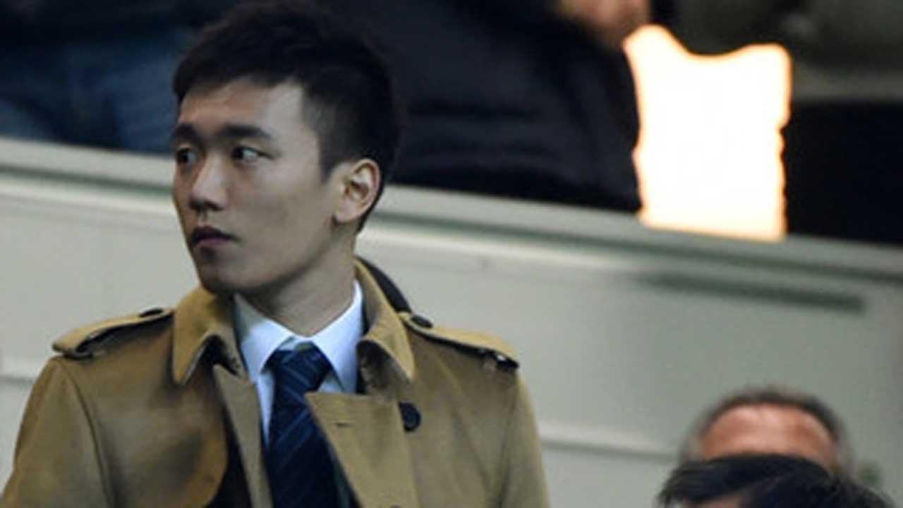 Inter, debacle con il Napoli: il presidente Zhang non l'avrebbe presa bene