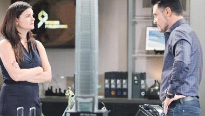 Beautiful, spoiler Usa: Katie e Bill di nuovo insieme, lei accetterà di sposarlo
