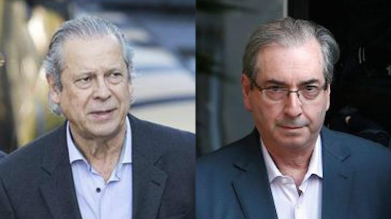 Dirceu e Cunha dividem cela com ex-tesoureiro e também com ex-senador do PT
