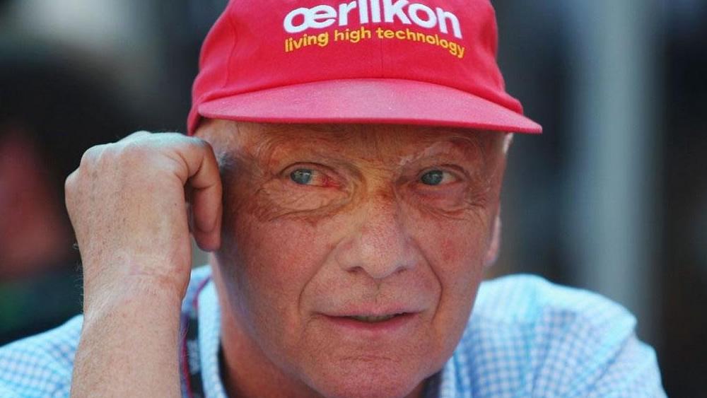 Tricampeão da Fórmula 1, Niki Lauda, morre na Áustria