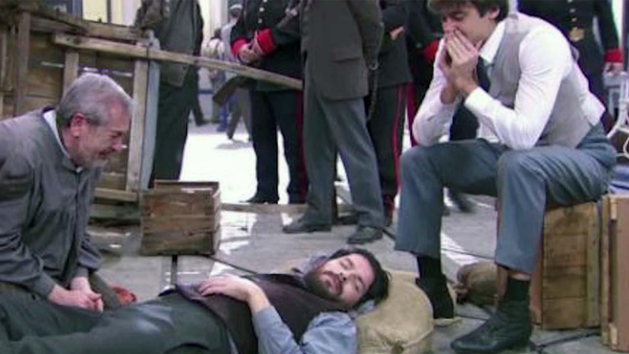 Una Vita, anticipazioni serale in onda il 21 maggio: la morte di Martin