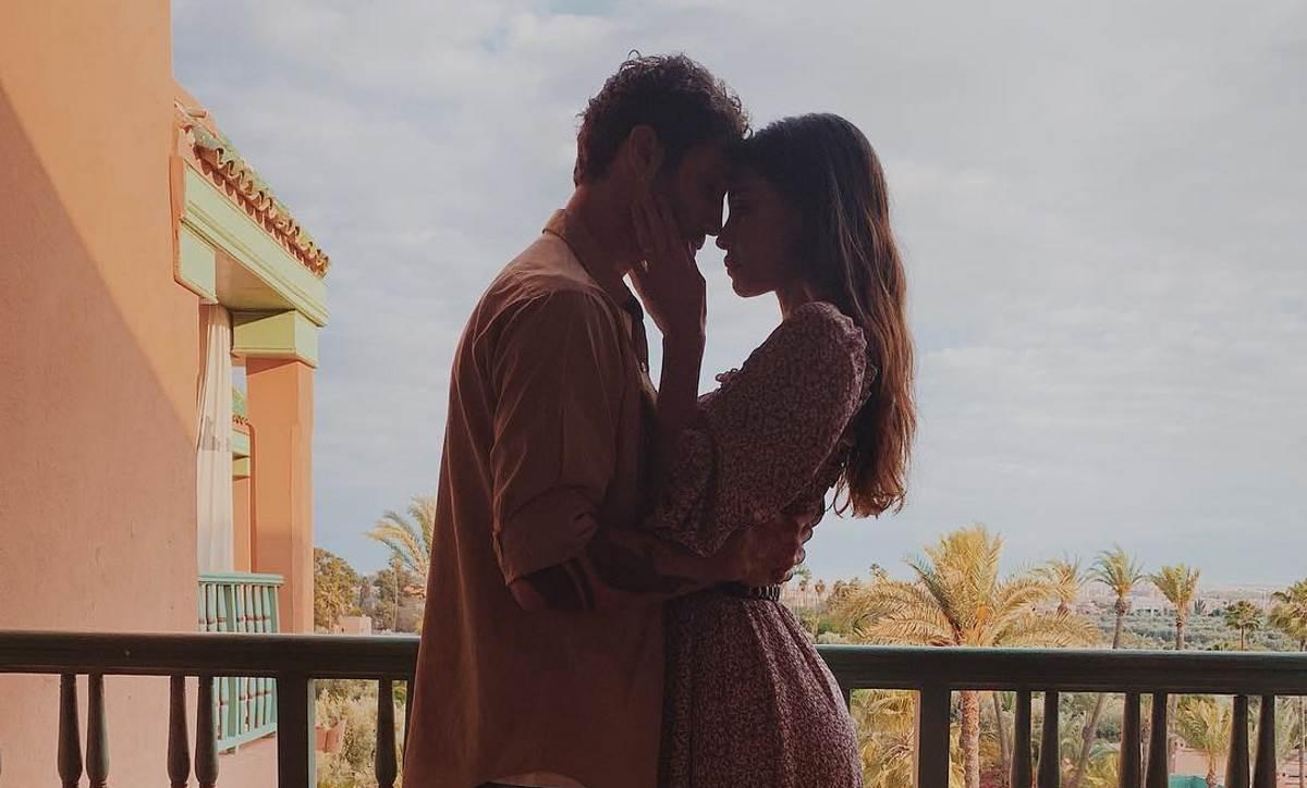 Belen e Stefano De Martino ad Ibiza forse per preparare le nozze bis