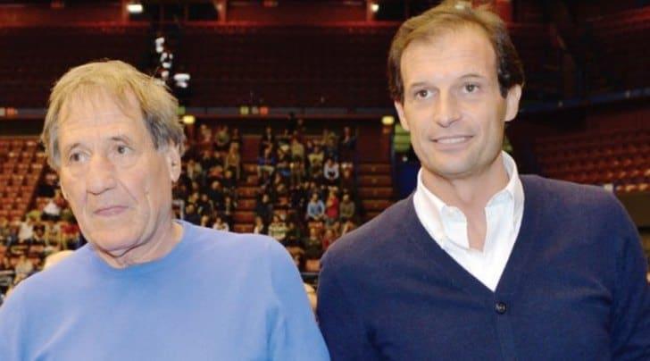 Giovanni Galeone: 'Allegri ha lasciato la Juve? Finalmente, gli regalo una villa al mare'