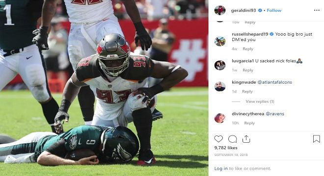 Gerald McCoy could be on his way to becoming a Brown