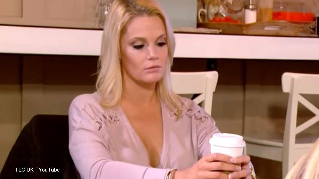 '90 Day Fiance Happily Ever After,' Ashley Martson talks 'fake' news & her brain