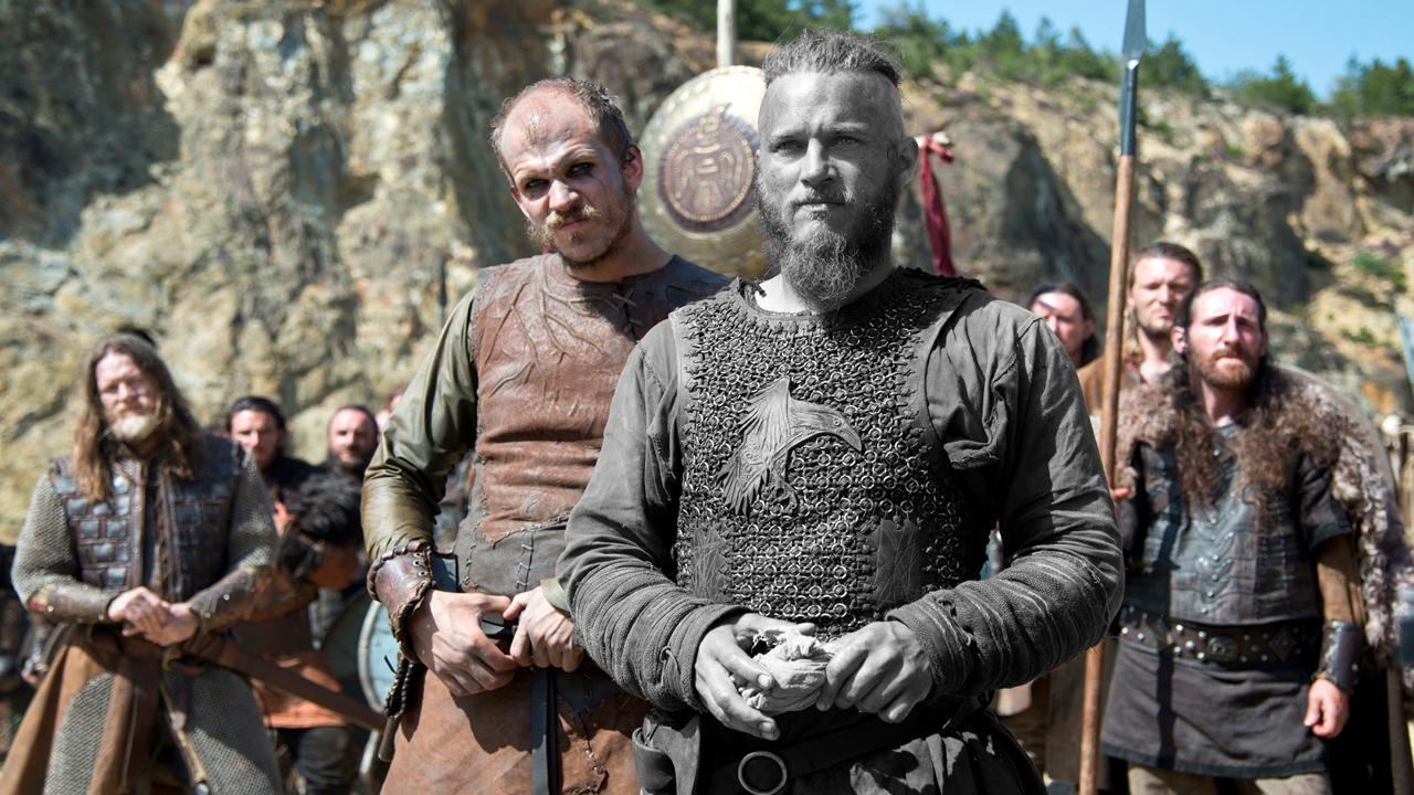 5 motivos para você assistir a série 'Vikings'
