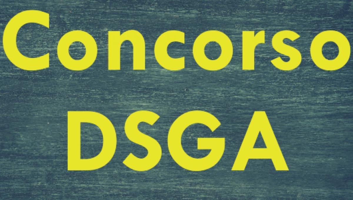 Concorso DSGA: pubblicata oggi la banca dati dei 4.000 quesiti per la prova pre-selettiva