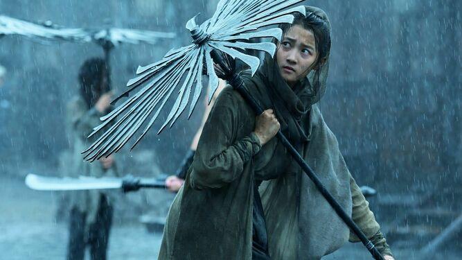 Zhang Yimou el célebre director asiático regresa con 'Sombra'