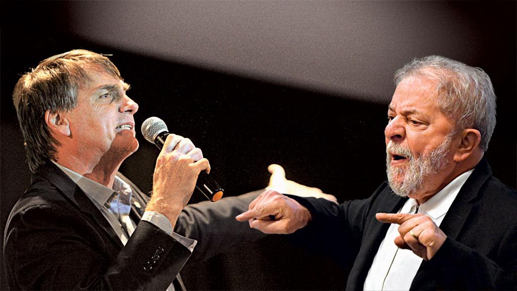Lula diz ser contra movimento de 'Fora Bolsonaro'