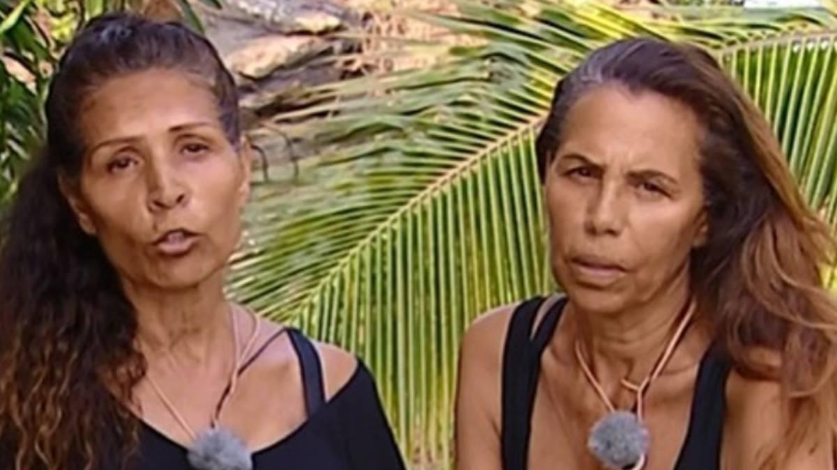 Puede que las 'Azúcar Moreno' cobrasen dinero adelantado antes de dejar Supervivientes