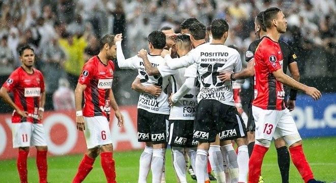 Corinthians terá mudança para pegar o Deportivo Lara