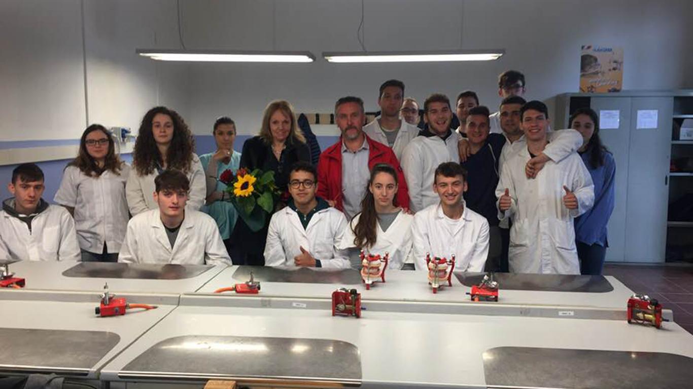 Trofeo Ruthinium: ha ottenuto il sesto posto l'odontotecnico Andrea Vllhai