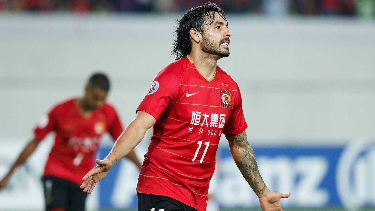 Por questões salariais, Ricardo Goulart troca o Palmeiras pela China