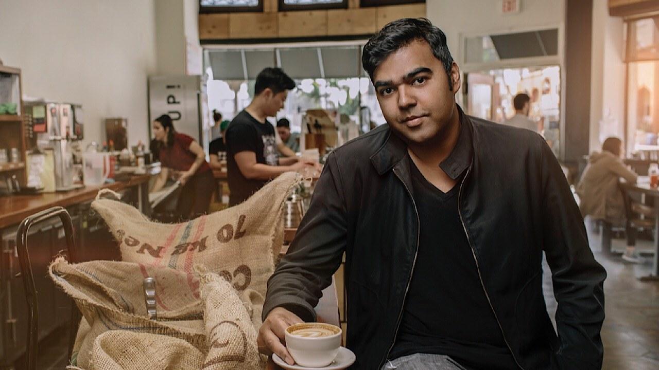 Interview with filmmaker Rock Baijnauth