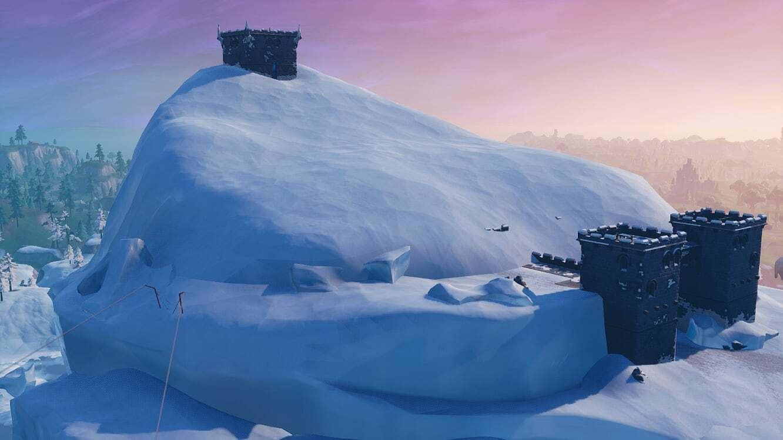 Are dragons going to break Fortnite Battle Royale's Polar Peak