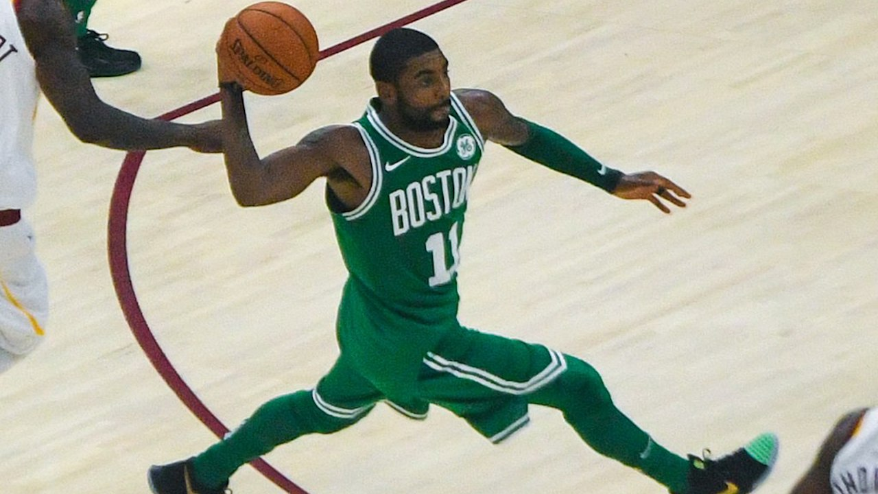 Lakers' free agent possibilities include Kyrie Irving