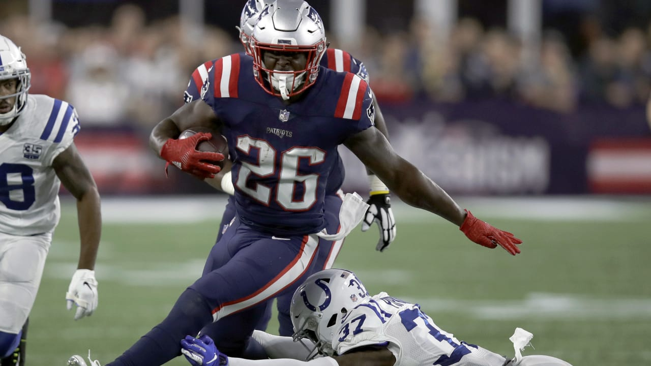 NFL writer: Sony Michel could be Tom Brady's greatest asset
