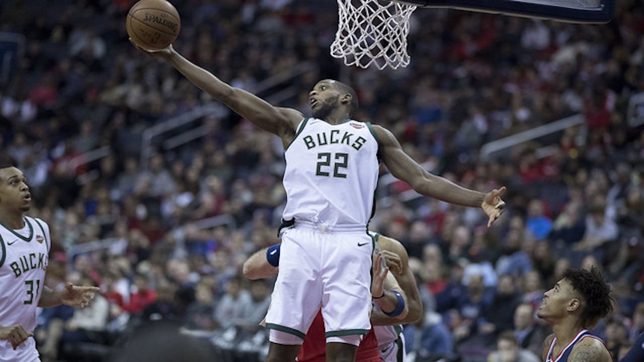 Middleton, Lopez among Bucks' free agents this summer