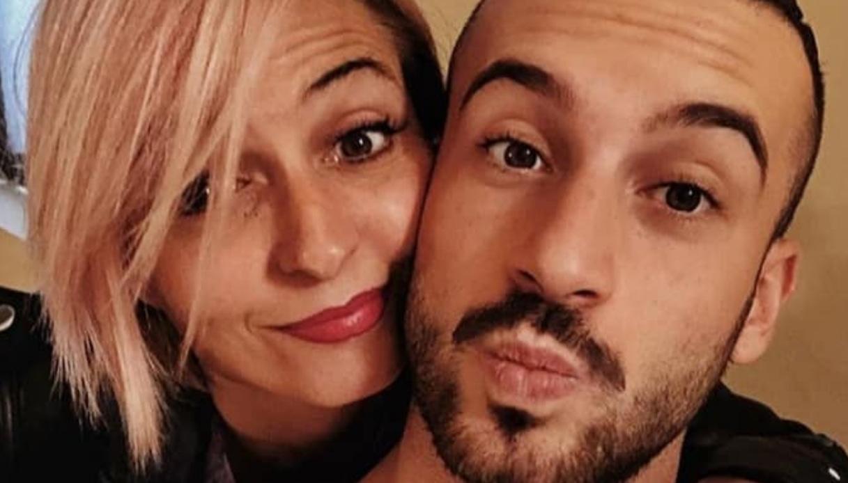 Amici, Andreas Muller e Veronica Peparini: Primo bacio pubblico su instagram