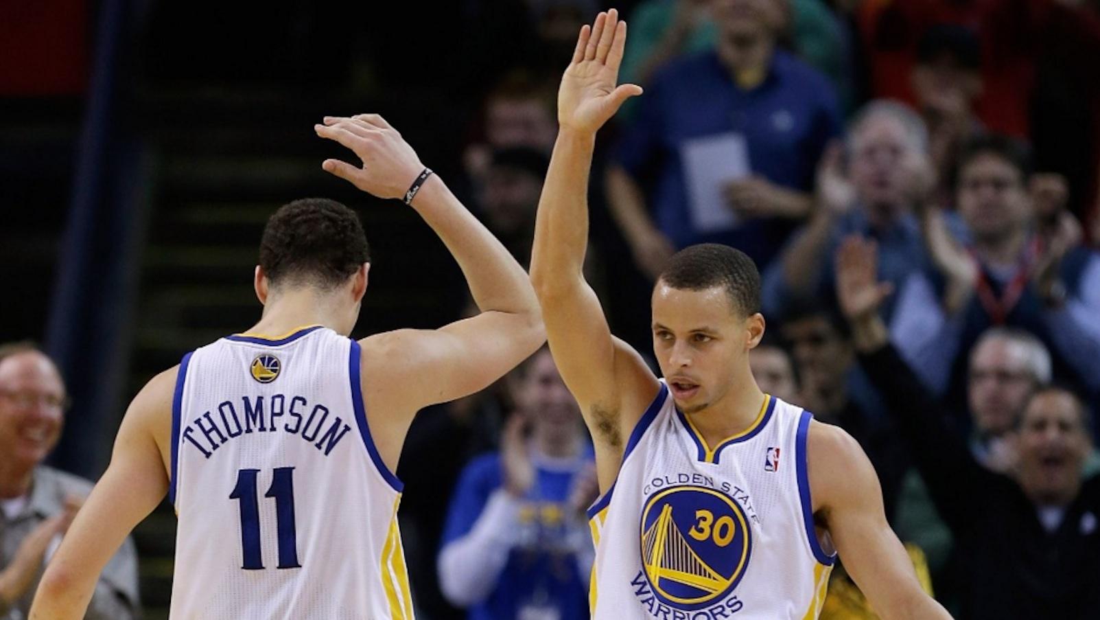NBA: Golden State pareggia il conto vincendo Gara 2 a Toronto