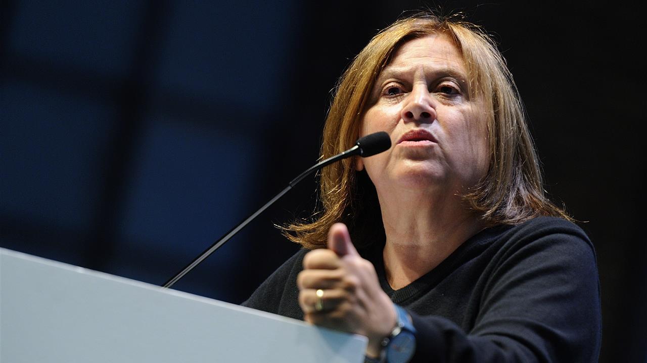 Lucia Annunziata contro Fabio Fazio: 'Lui contro la legge, noi no'