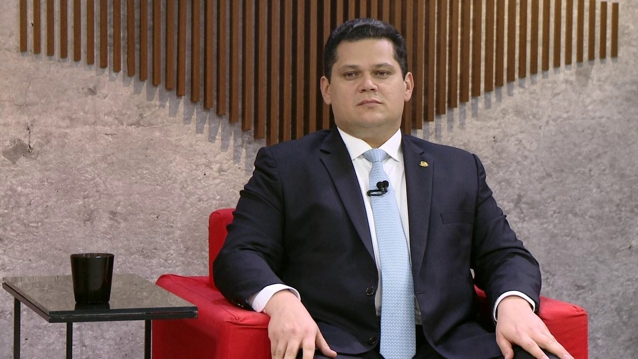 Davi Alcolumbre diz que governo faz trapalhadas e não tem agenda